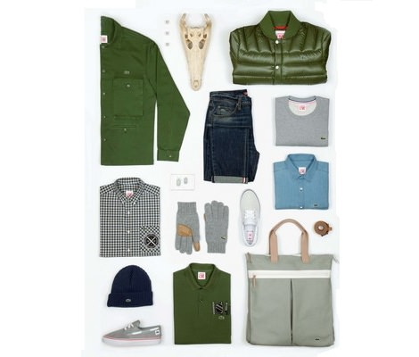 lacoste live collection hiver 2012