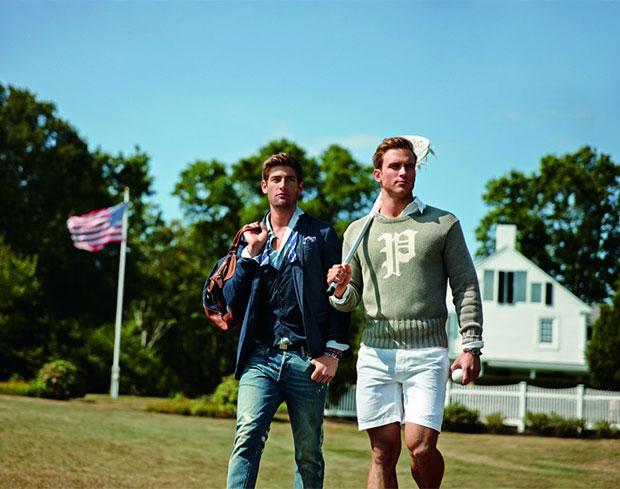 mode homme Ralph Lauren