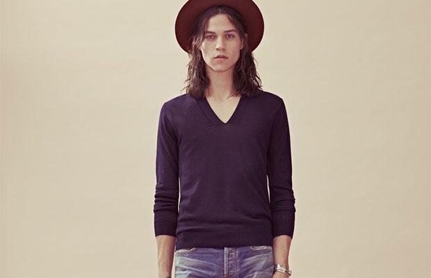 mode homme Sandro