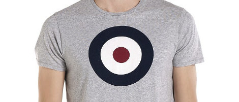 ben sherman t-shirt cible