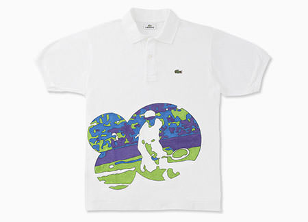 lacoste kit polo tribute to rene