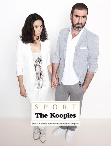 the kooples sport cantona casual preppy