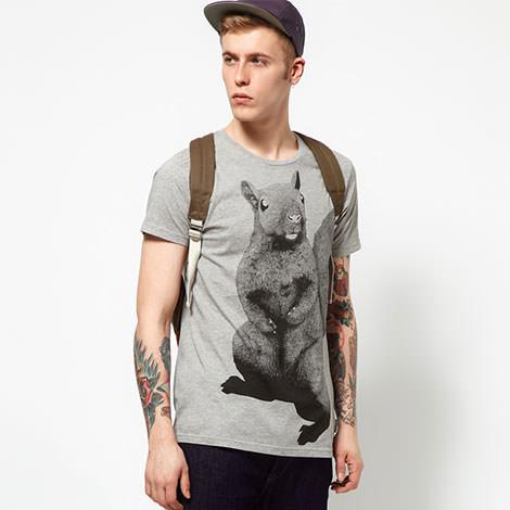 t-shirt castor supremebeing
