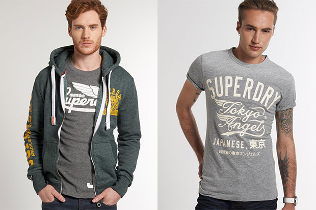 Superdry collection homme
