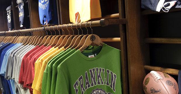 t-shirt Franklin Marshall