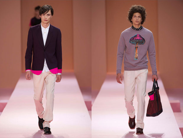 collection paul smith
