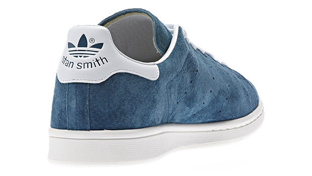 la moitié e113f a8904 Adidas Stan Smith Daim Bleu ChaussureAdidasonlineoutlet.fr