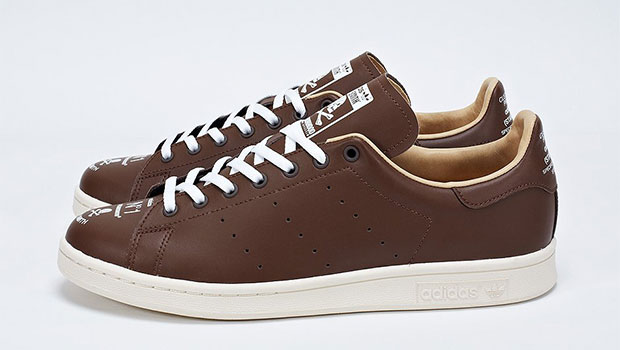 basket adidas stan smith neighborhood