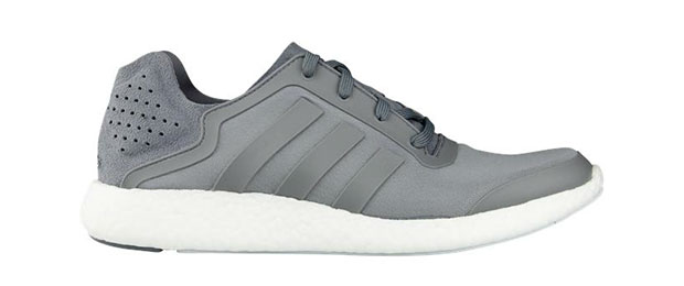 chaussure adidas pure boost grise