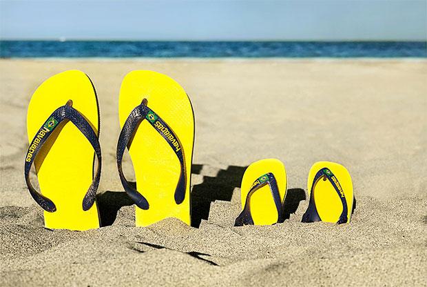 sandales havaianas pour homme