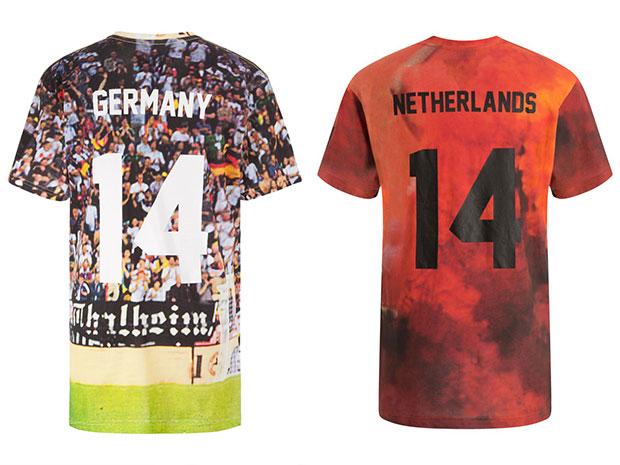 t-shirt elevenparis world cup allemagne hollande