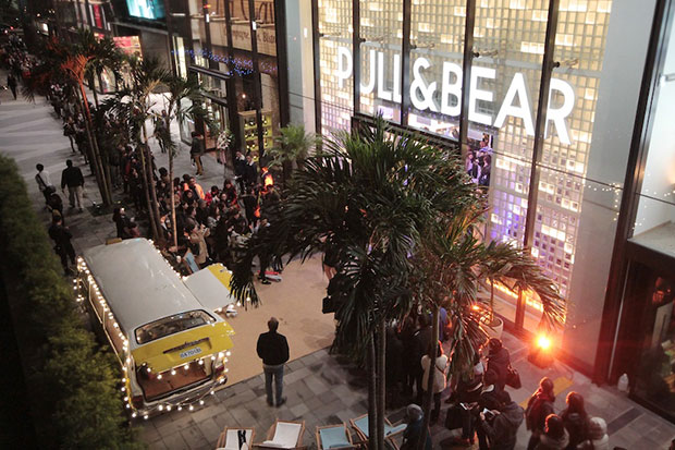 boutique Pull & Bear Taipei