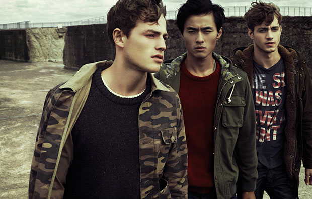 Collection hiver Pull & Bear