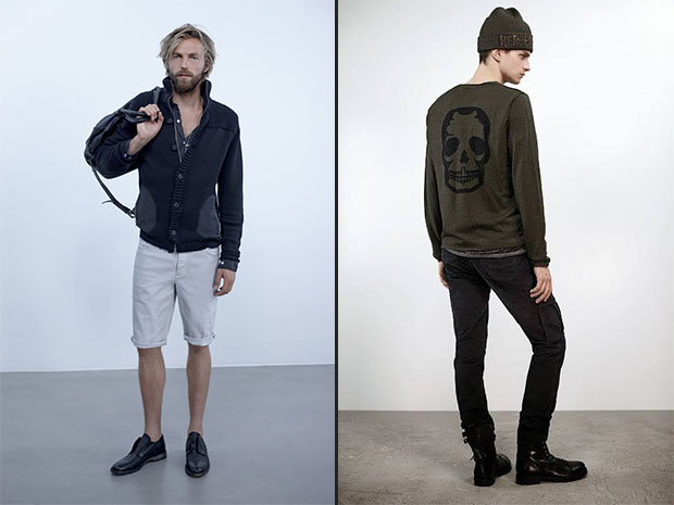 Collection homme Zadig & Voltaire
