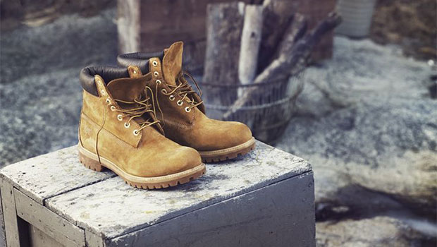 Chaussures Timberland Yellow Boots