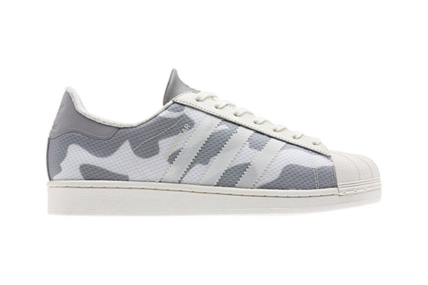 Adidas Originals Superstar camouflage gris