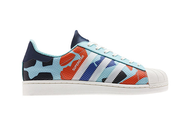 Adidas Originals Superstar camouflage multicolor