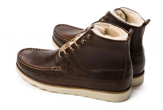 Boots fourrées Calum de Pointer