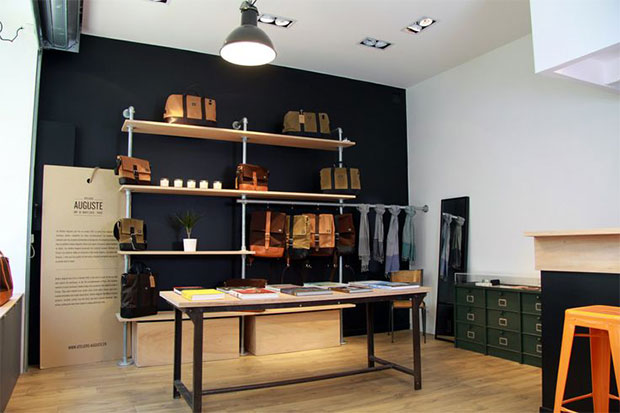 Boutique Ateliers Auguste Paris