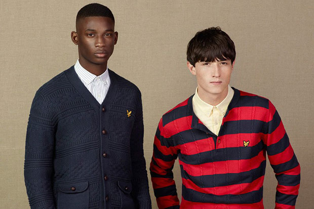 Mode homme Lyle & Scott