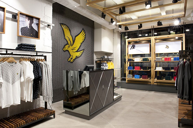boutique Lyle & Scott