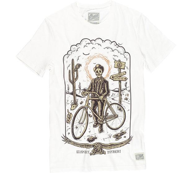 T-shirt Element Timber!