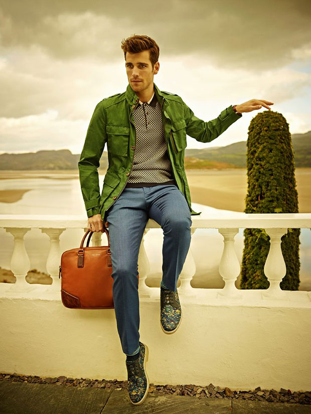 Collection homme Ted Baker
