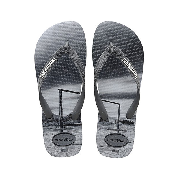 Tongs Havaianas cage football