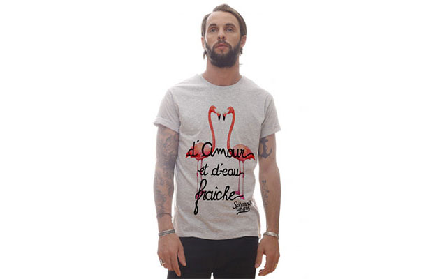 t-shirt Spharellweare amour