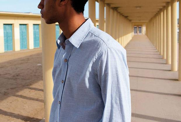 chemise Bleu de Paname