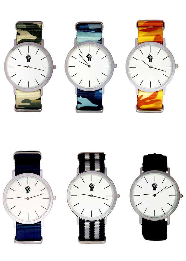 Heat colletion Head Up Watches