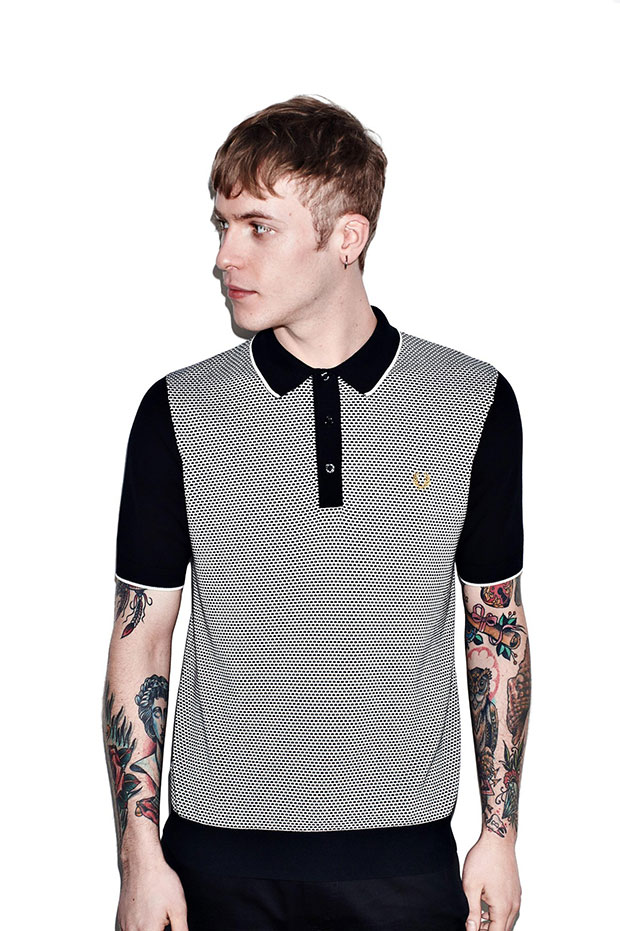 polo Fred Perry Marshall