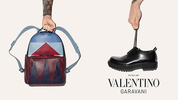 Valentino sac et chaussures
