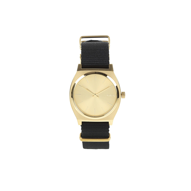 montre black & gold nixon collette