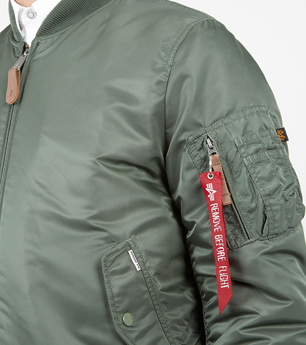 poche bomber Alpha Industries