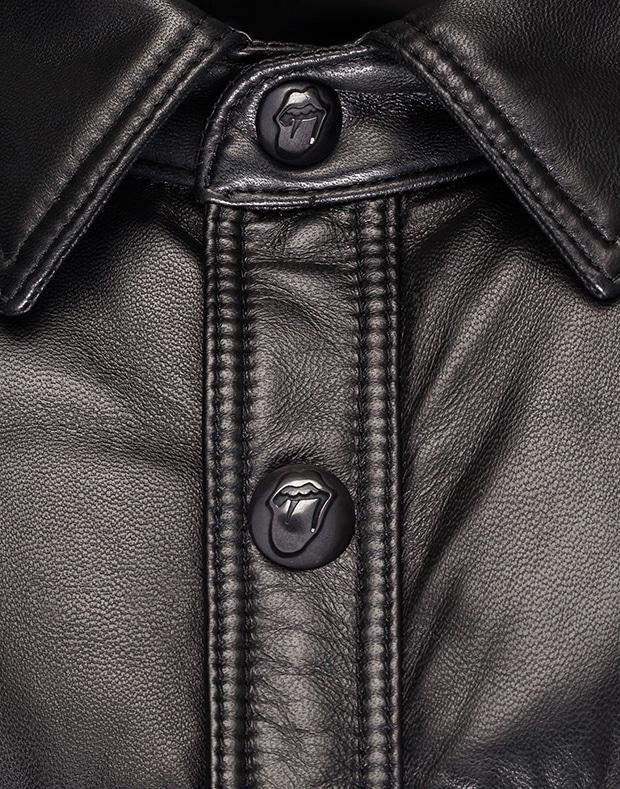bouton de doudoune Moncler Rolling Stones