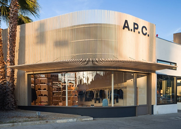 magasin A.P.C. Los Angeles