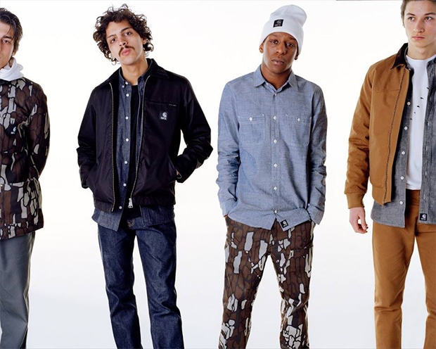 Collection Carhartt WIP 25 years