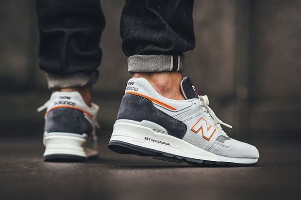 chaussures New Balance 997 explore by sea