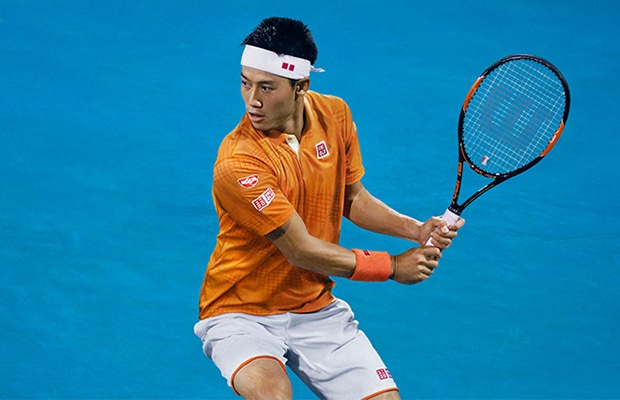 collection Kei Nishikori Open Australie Uniqlo