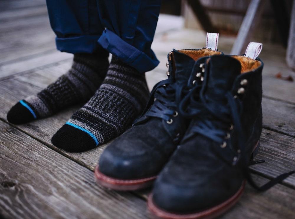 chaussettes Stance en alpaga