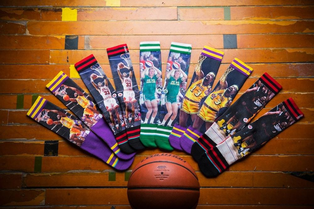 chaussettes Stance NBA basketball