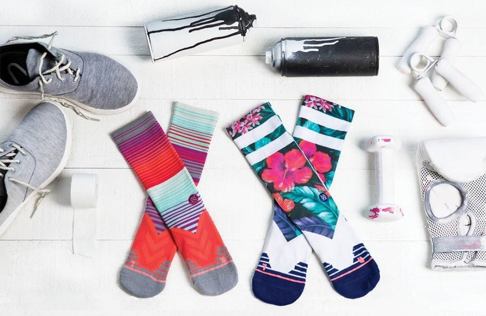 chaussettes Stance athletic fusion
