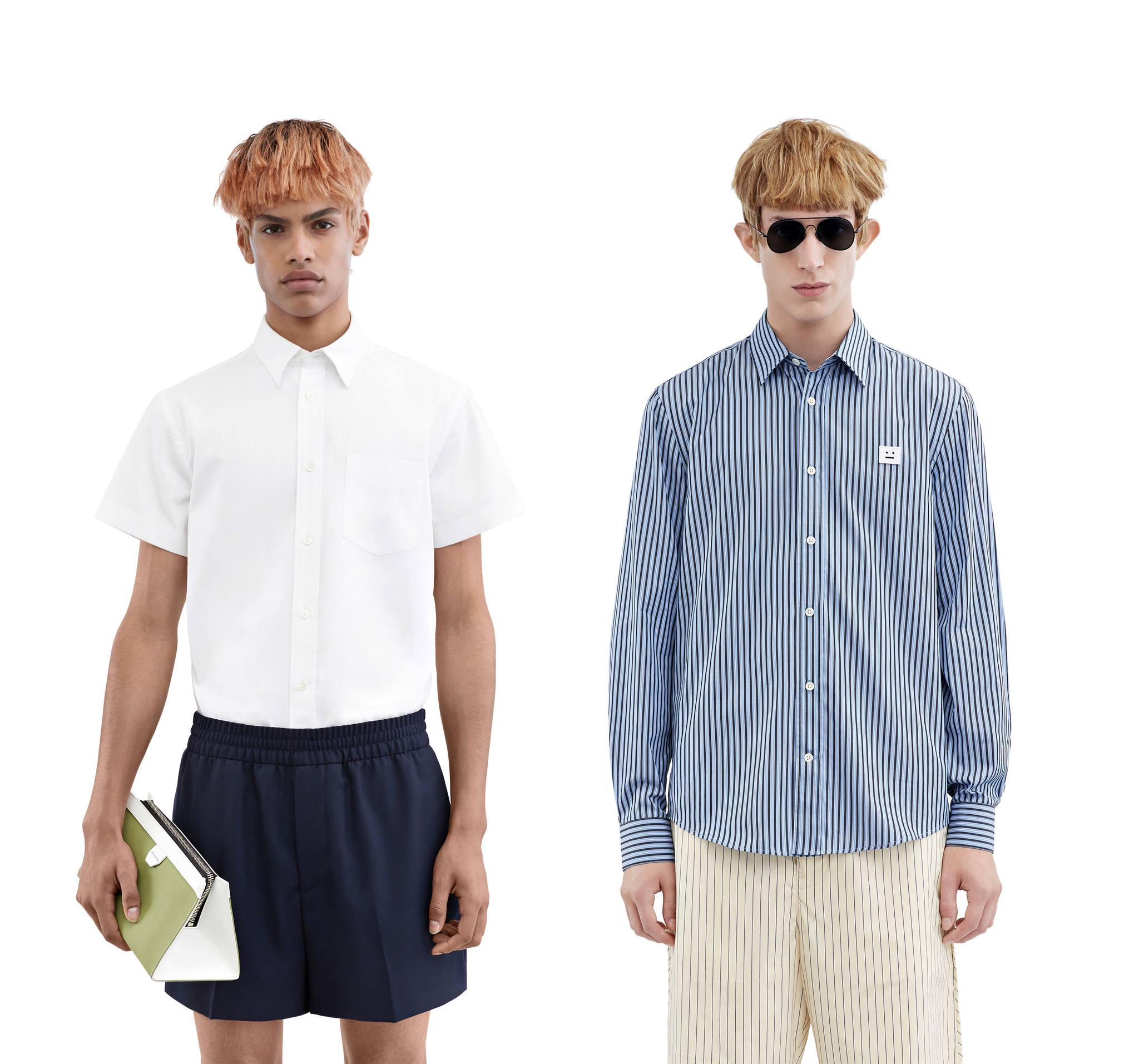 Acne Studios collection homme 2016