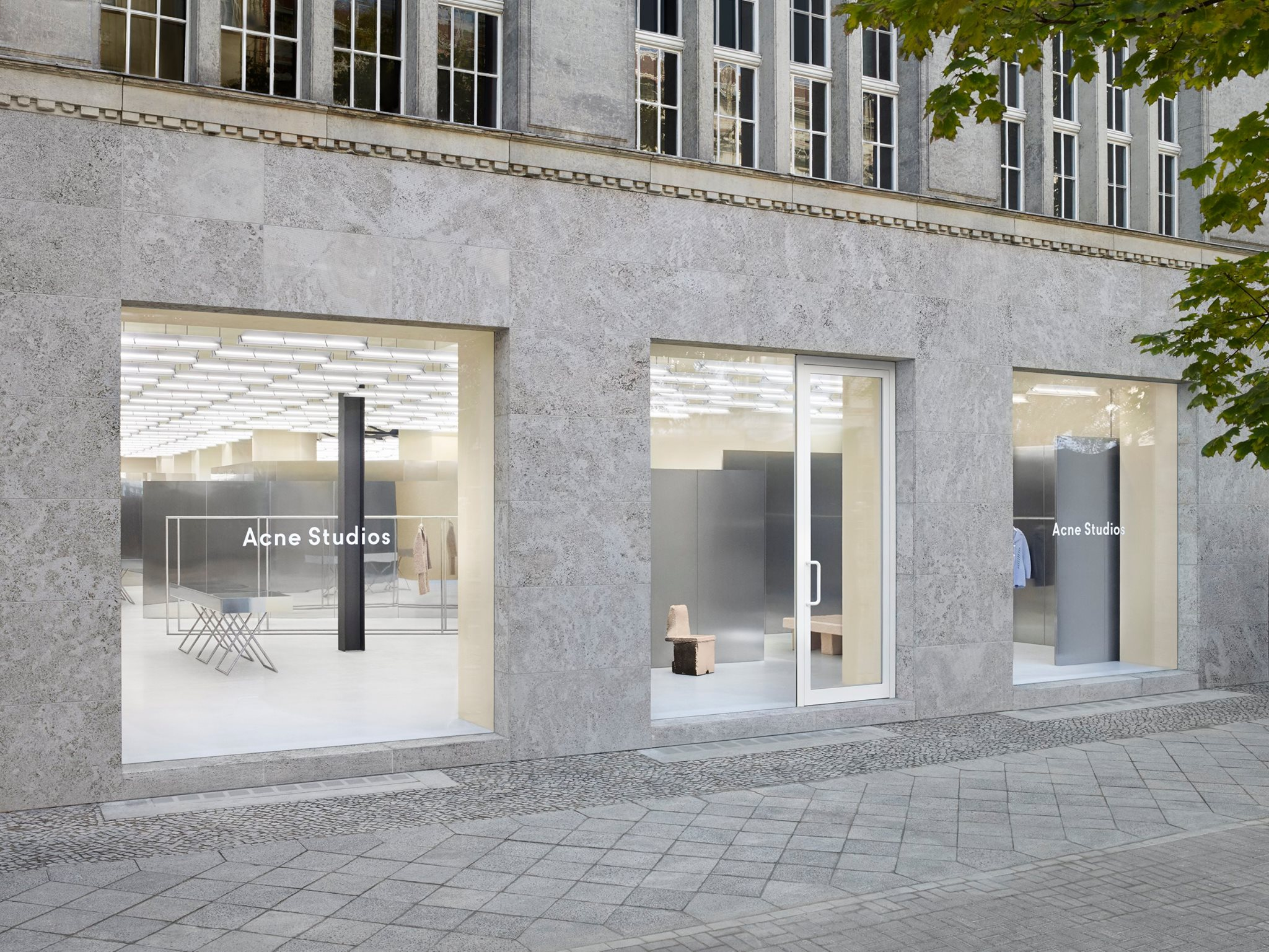 magasin Acne Studios Berlin