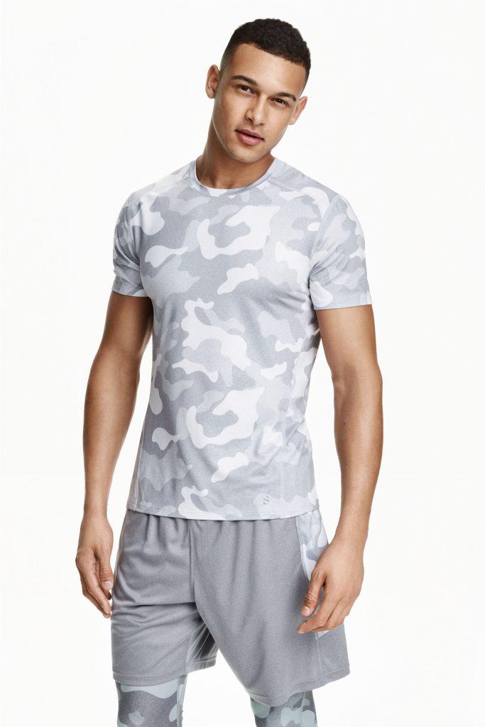 vêtement sportswear H&M