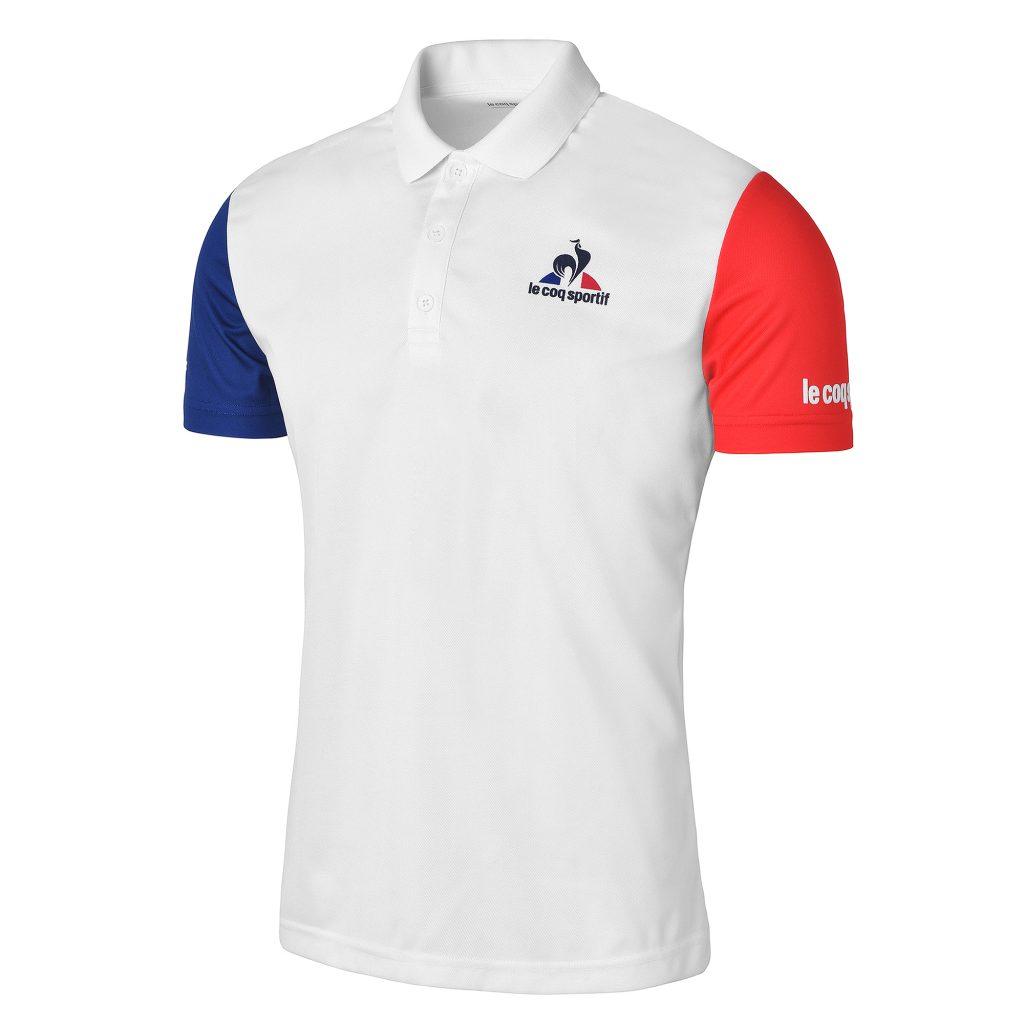 maillot Le Coq Sportif Richard Gasquet