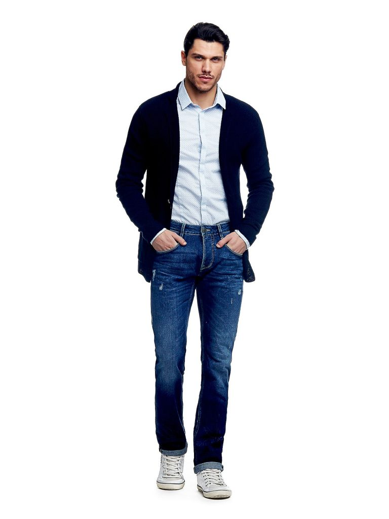 jeans slim Guess Eco