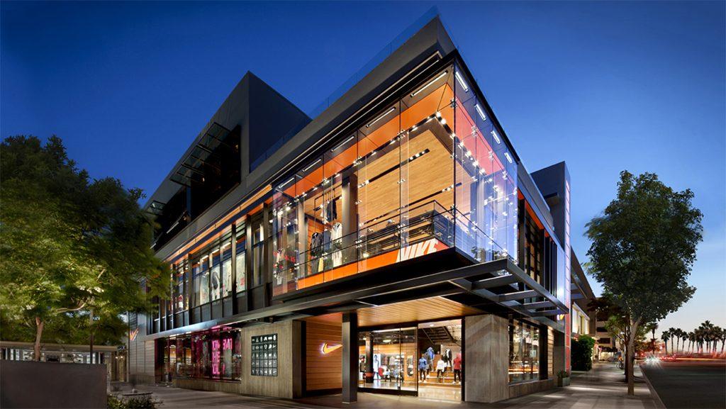 boutique Nike Santa Monica