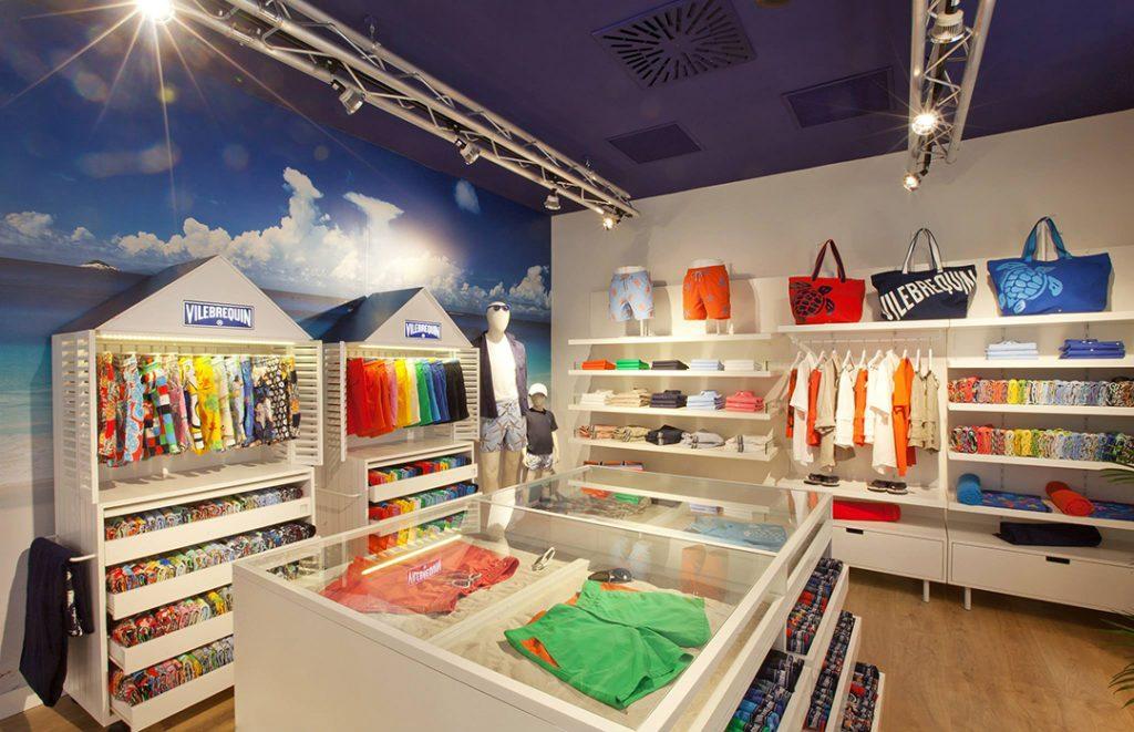 boutique Vilebrequin Palma de Majorque
